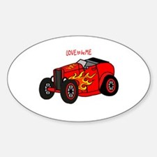 HOT ROD Decal