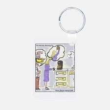 The Monday Morning Fix Keychains