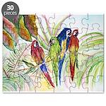 Parrots for duvet.png Puzzle