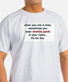 when you are a man,