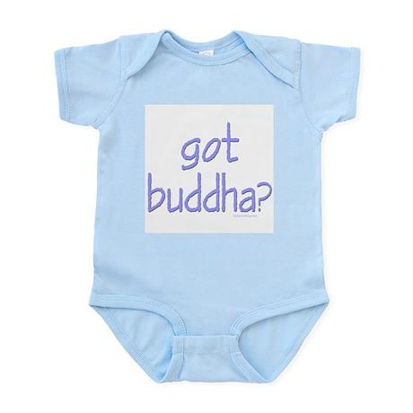 Got Buddha? Infant Creeper