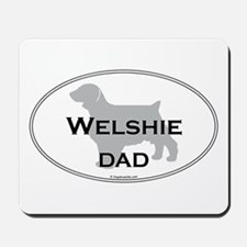 Welshie DAD Mousepad
