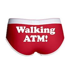Walking ATM! Women's Boy Brief
