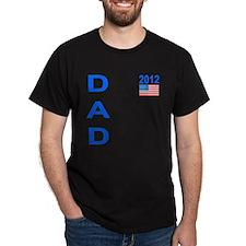 Dad 2012: T-Shirt