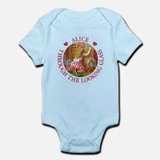 Alice Through The Looking Glass Infant Bodysuit