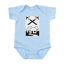 Chem-Trail Infant Creeper