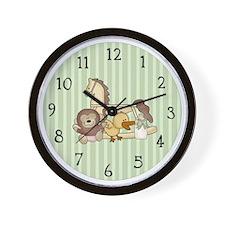Baby Toys Wall Clock