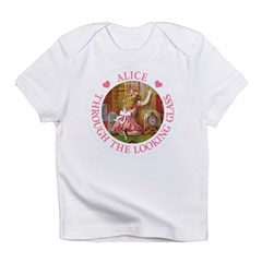 Alice Through The Looking Glass Infant T-Shirt
