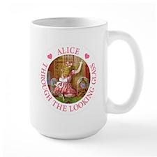 Alice Through The Looking Glass Mug