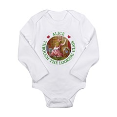 Alice Through The Looking Glass Long Sleeve Infant