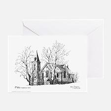 Church Pen & Ink Greeting Cards (10pk)