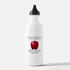 Fruit of the Spirit - Apple Water Bottle