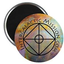 IntergalacticMission.com Magnet