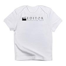 Editor Infant T-Shirt