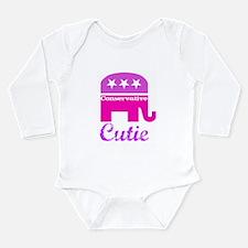 Palin Long Sleeve Infant Bodysuit