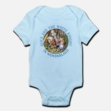 Alice and the White Knight Infant Bodysuit