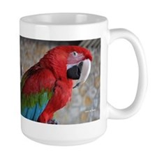 Green Wing Macaw Mug