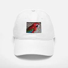 Green Wing Macaw Baseball Baseball Cap
