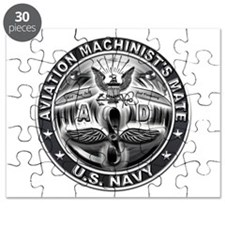 USN Aviation Machinists Mate Eagle Rate Puzzle