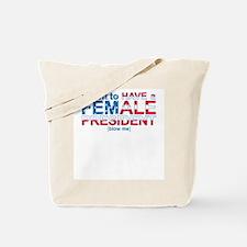 Female President Blow Me -  Tote Bag