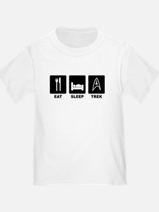 Eat Sleep Trek T