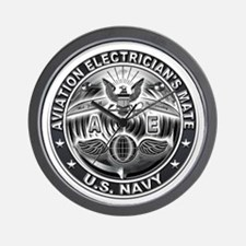 USN Aviation Electricians Mate Eagle Rate Wall Clo