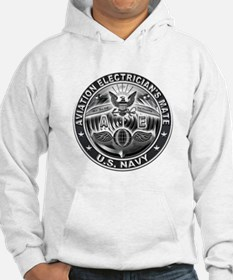 USN Aviation Electricians Mate Eagle Rate Hoodie