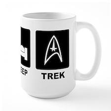 Eat Sleep Trek Mug