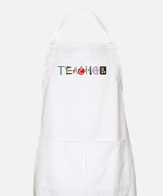 Teacher BBQ Apron