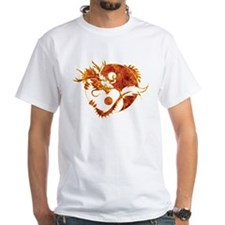 Yin Yang Dragon Fire Shirt