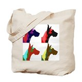Great dane Canvas Bags