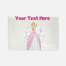 Personalize This Princess Designed Item Rectangle