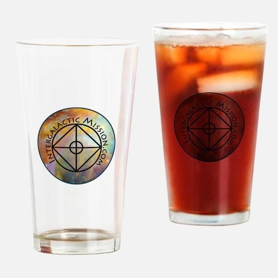 IntergalacticMission.com ~ Drinking Glass