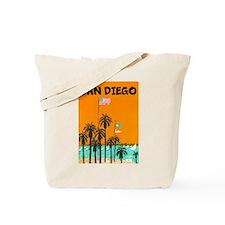 Cool Diego Tote Bag
