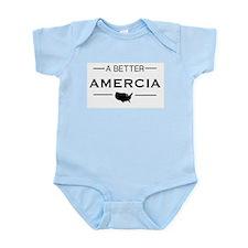 A Better Amercia Infant Bodysuit