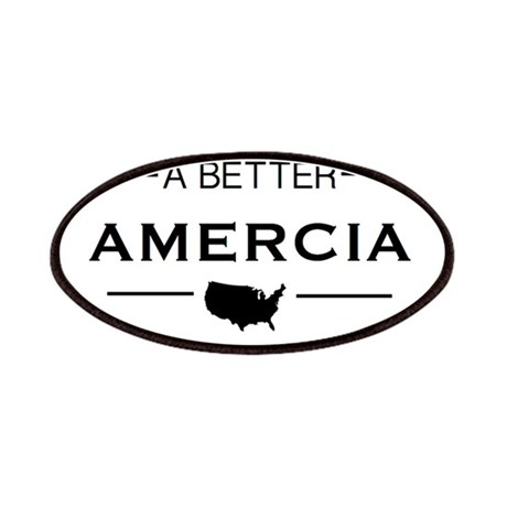 A Better Amercia Patches