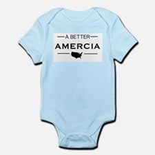 A Better Amercia Infant Bodysuit
