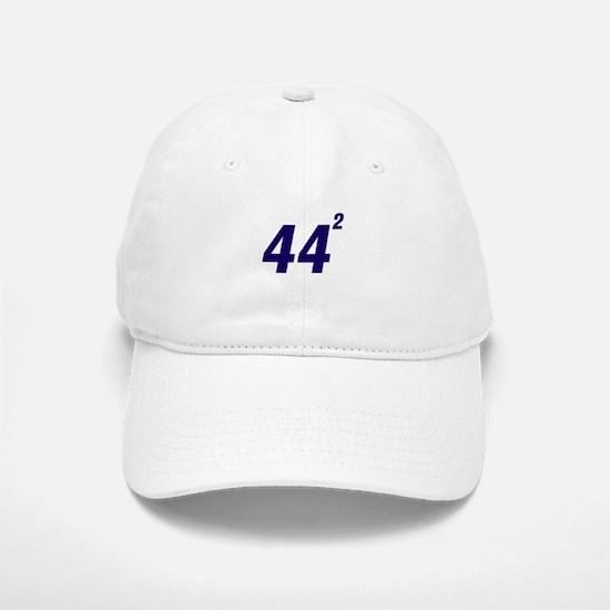 Obama 44 Squared Cap