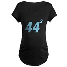 Obama 44 Squared T-Shirt