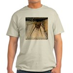 Southern House Spider Ash Grey T-Shirt
