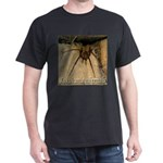 Southern House Spider Black T-Shirt