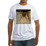 Southern House Spider Fitted T-Shirt