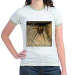 Southern House Spider Jr. Ringer T-Shirt