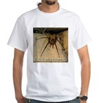 Southern House Spider White T-Shirt