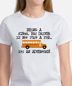 Being A School Bus Driver... Tee