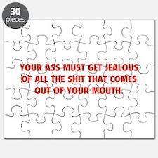 Jealous Ass Puzzle
