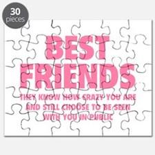 Best Friends Puzzle