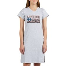 99 birthday designs Women's Nightshirt