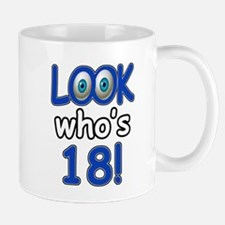 Look who's 18 Mug