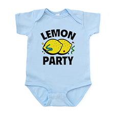 Lemon Party Infant Bodysuit